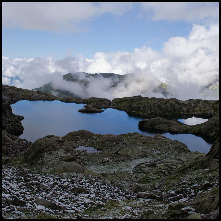 Peche en lac de montagne Haute Savoie